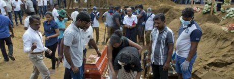 Sri Lanka, l'India avvertì l'intelligence poche ore prima delle stragi