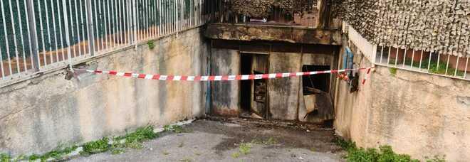 Gragnano: fiamme sotto la casa dei killer di Nicholas, il 17enne ucciso un anno fa