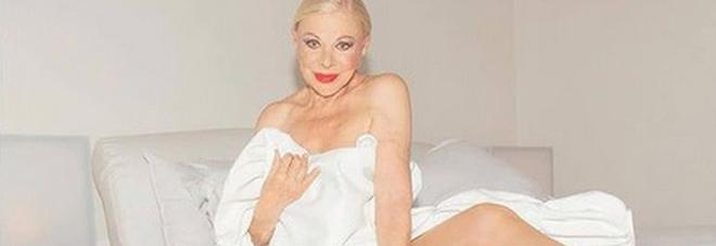 "Sandra Milo per la copertina di ""Flewid"""