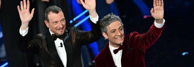Amadeus e Fiorello, pronti al bis dopo il successo del 2020