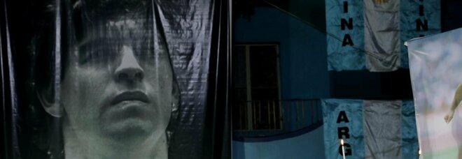 Maradona, la tomba al cimitero 'Jardin de Bella Vista' a Buenos Aires: sepolto oggi accanto a mamma e papà
