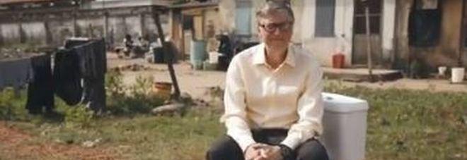 Bill Gates Ecco Il Wc Del Futuro Che Salvera Ienevideo