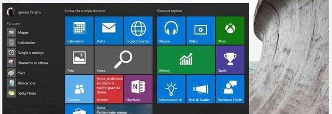 Arriva Windows 10, ecco le novità più attese del sistema operativo