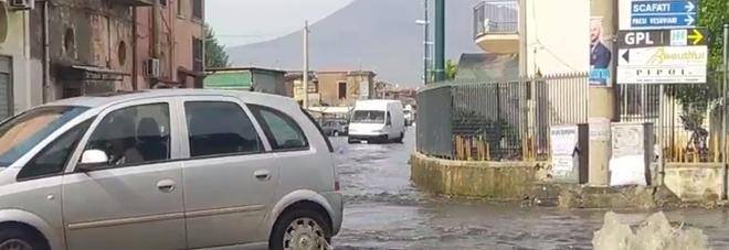Campania, è allerta meteo dalle 20: possibili temporali, fulmini e grandine
