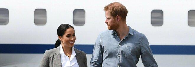 Harry e Meghan sempre più verso Hollywood: ma per i tabloid britannici è un grave errore