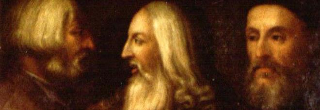 Scoperta ciocca di capelli di Leonardo da Vinci: sarà esposta da giovedì a Vinci