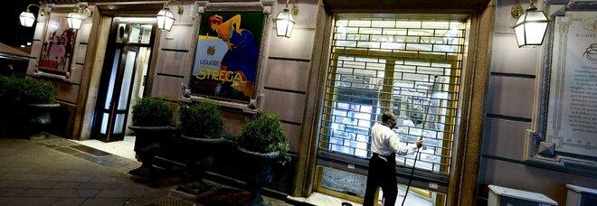 Gambrinus a Napoli, il silenzio del Gran Caffè: «Abbiamo chiuso solo durante la guerra»