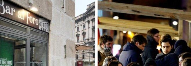 Trieste, la protesta del bar: sempre aperto nonostante le restrizioni. E il prefetto lo chiude per un mese
