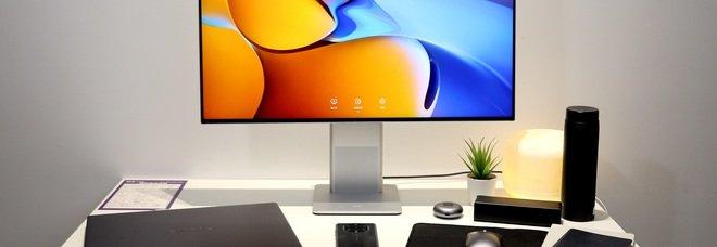 Huawei fa il suo ingresso nel mercato dei monitor stand-alone col lancio del Mateview
