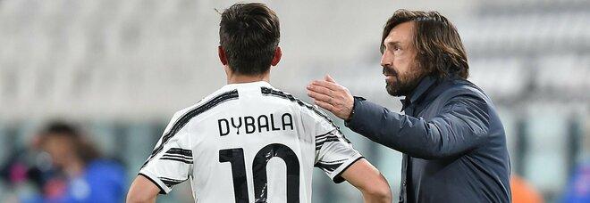 Juve, Pirlo sfida il Genoa: «Voglio vedere lo spirito del Napoli»