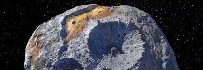 Spazio, missione della Nasa verso 16 Psyche, l'asteroide ricco di metalli che vale più dell'intera economia globale