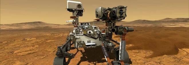 """Cina, il primo rover su Marte si chiama """"Zhurong"""": il nome arriva dalla mitologia"""