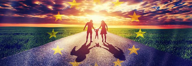 La famiglia formato Ue: dal Belgio alla Spagna ecco le leggi sugli aiuti