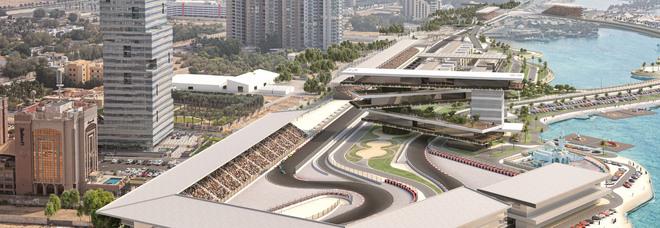 Formula 1, svelato il circuito di Gedda: è il più veloce della storia