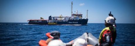 Sea Watch non sbarca, no al ricorso Salvini: «Strasburgo ci dà ragione»