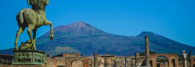 Campania zona gialla, dal 27 aprile riaprono gli Scavi di Pompei