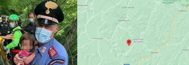 Nicola Tanturli, l'incredibile viaggio nella notte. «Ha percorso 4-5 km a piedi, ma non ha dormito nel burrone»