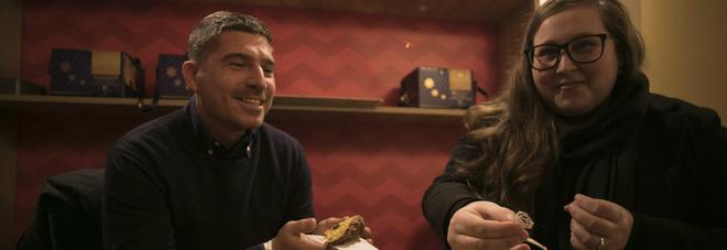 L'anello di fidanzamento nel panettone al cioccolato: la sorpresa inaspettata per la giovane Serena (Ufficio stampa)