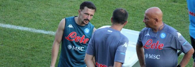Sporting-Napoli senza Mario Rui: Gattuso lascia ancora a casa Milik