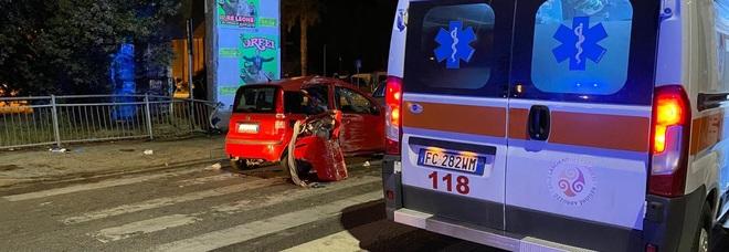 Incidente alla rotatoria: muore ragazza di 17 anni di Termoli, feriti tre amici