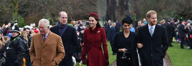 William e Harry, è di nuovo gelo dopo le tensioni tra Kate e Meghan