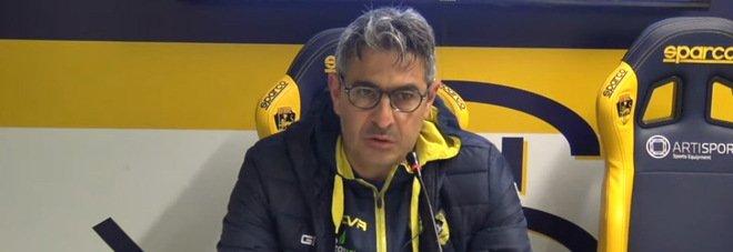 Juve Stabia, Padalino si gode il momento: «Finalmente il lavoro è ripagato»