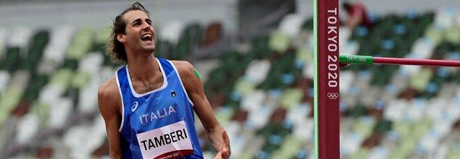 Tamberi in finale di salto in alto (domenica alle 12.10): «Oggi salti brutti, ma ora voglio divertirmi»