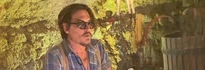 Johnny Depp a Roma, sold out l'incontro con i fan: in 4 minuti venduti 800 biglietti