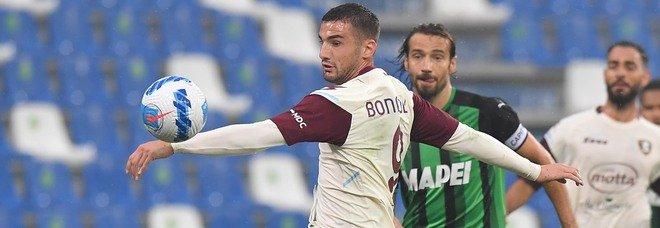 Sassuolo-Salernitana 1-0: è la quinta sconfitta in sei partite