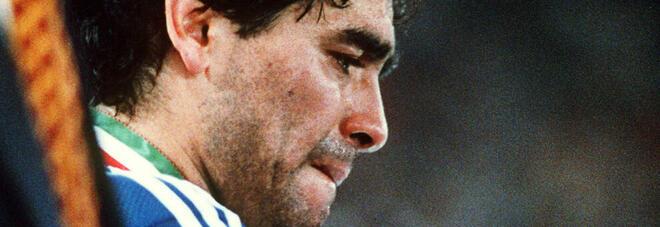 C'è una persona al mondo che non può sapere della morte di Maradona: nessuno ha il coraggio di dargli la notizia