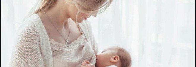 Covid, sì all'allattamento da madre positiva