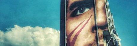 C'è Che Guevara vicino a Maradona: Jorit completa altro murales al Bronx