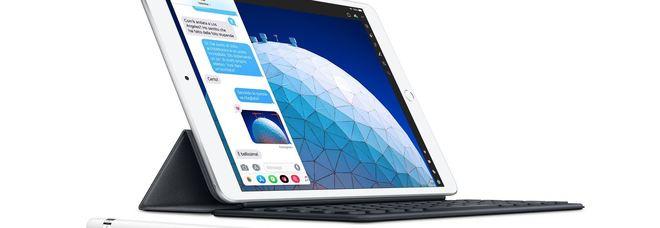 Apple svela i nuovi iPad Air e iPad mini con la Pencil
