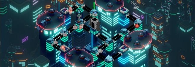 Cyber Game, nei panni dell'hacker per difendersi in rete