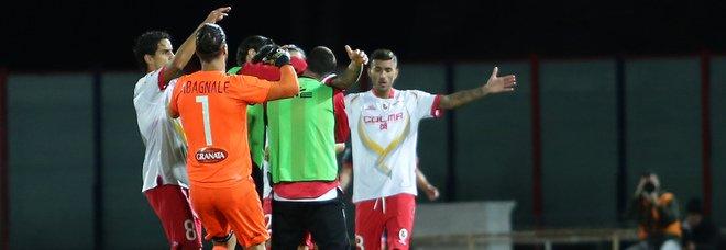 La Casertana si arrende alla Turris: è amaro il ritorno allo stadio Pinto