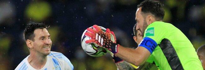 Ospina pensa alla Copa America ma il futuro è lontano da Napoli?