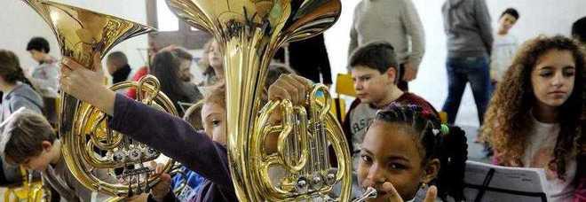 «ConCertosa»: la festa dell'armonia ha per protagoniste le orchestre infantili