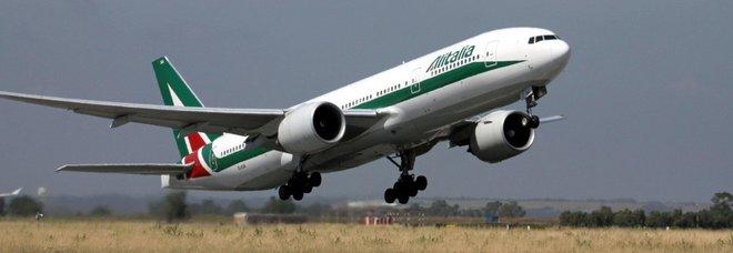 New York-Roma in 6 ore e 30, volo da record per un aereo Alitalia