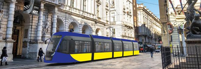 Trenta nuovi tram hi-tech per Torino: cuore tecnologico made in Naples