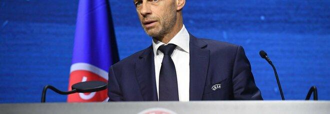 L'Uefa dice sì al boicottaggio social. Ceferin «Abusi inaccettabili, la cultura dell'odio è pericolosa»