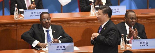 Cina: 60 miliardi di dollari per lo sviluppo dell'Africa