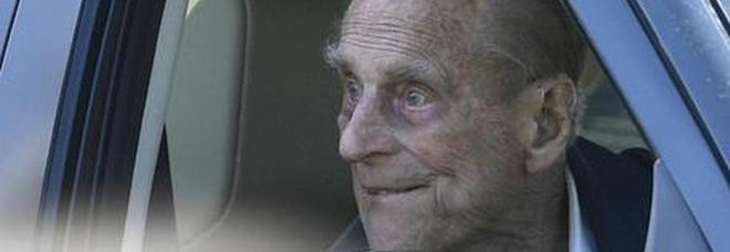 Il Principe Filippo, 97 anni