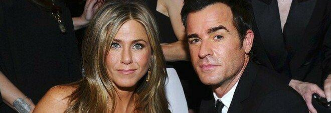 Jennifer Aniston, la confessione dell'ex marito Justin Theroux: «Dovevo restare sano di mente»