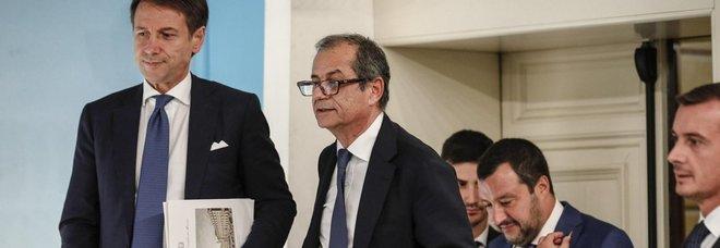 Salvini-Tria, nessun caos flat tax: «Taglio medio di 1,7 miliardi anno»