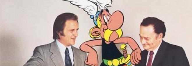 """Morto Albert Uderzo, """"padre"""" di Asterix e Obelix, grande fumettista di origini italiane"""