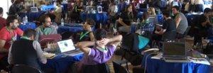 L'esercito dei maratoneti digitali a Capodimonte, è sfida app
