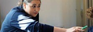 Da Avellino a Bari, la sfida di Nadia: «Il mio hub con il Paniere di Lu»