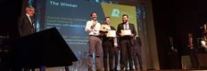 Premio Internazionale di Robotica a Grazioso, Phd della Federico II