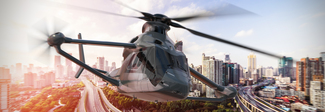 Airbus Helicopter, Protom a Parigi