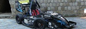 Unina Corse, il team Federico II progetta l'auto in carboresina